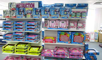 Toy Outlet Store VTech Toys